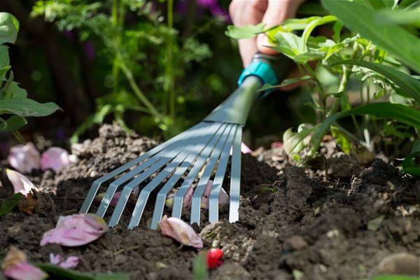 Грабли садовые Gardena 08956-20.000.00 - фото 4