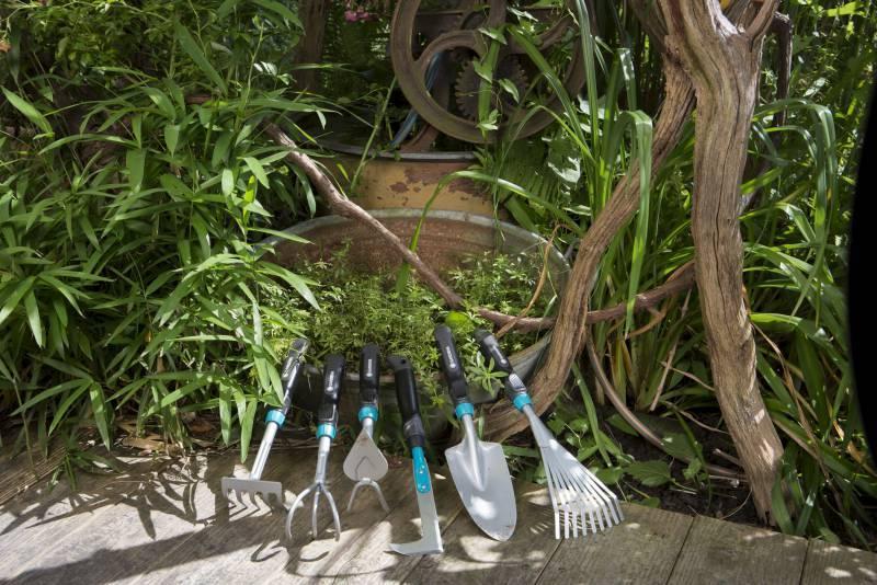 Грабли садовые Gardena 08956-20.000.00 - фото 5