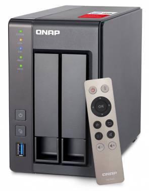 Сетевое хранилище NAS Qnap TS-251+-2G