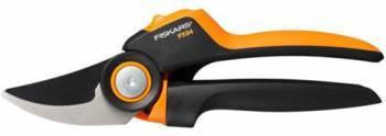 Сучкорез плоскостной Fiskars PowerGear PX94 большой черный / оранжевый (1023628)