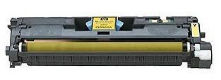 Тонер Картридж HP Q3962A желтый - фото 1
