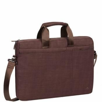"Сумка для ноутбука 15.6"" Riva 8335 коричневый (8335 BROWN)"