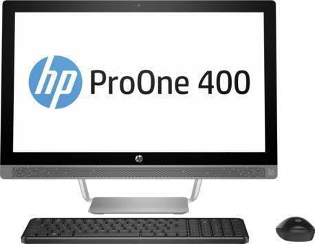"""Моноблок 23.8"""" HP ProOne 440 G3 черный/серебристый (1QL99ES) - фото 1"""