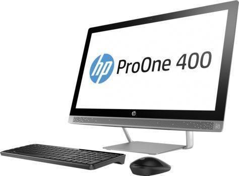 """Моноблок 23.8"""" HP ProOne 440 G3 черный/серебристый (1QL99ES) - фото 2"""