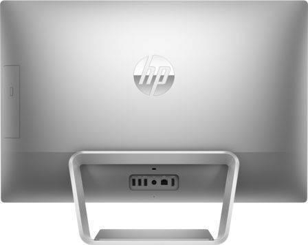 """Моноблок 23.8"""" HP ProOne 440 G3 черный/серебристый (1QL99ES) - фото 4"""