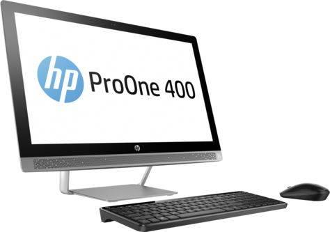 "Моноблок 23.8"" HP ProOne 440 G3 черный/серебристый (1KN98EA) - фото 1"