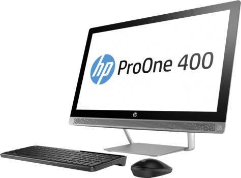 "Моноблок 23.8"" HP ProOne 440 G3 черный/серебристый (1KN98EA) - фото 2"
