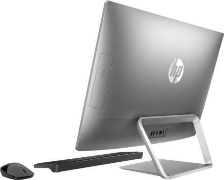 "Моноблок 23.8"" HP ProOne 440 G3 черный/серебристый (1KN98EA) - фото 5"