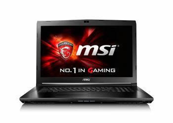 Ноутбук 17.3 MSI GL72 6QF-698RU черный