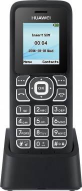 Мобильный телефон Huawei F362 черный