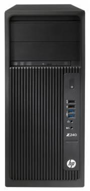 Рабочая станция HP Z240 черный (Y3Y81EA)