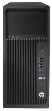 Рабочая станция HP Z240 черный (Y3Y88EA)