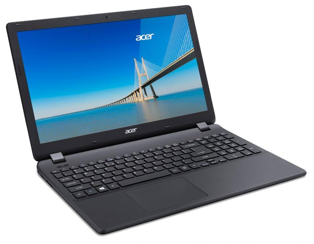 """Ноутбук 15.6"""" Acer Extensa EX2519-C298 черный (NX.EFAER.051) - фото 3"""