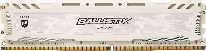 Модуль памяти DIMM DDR4 16Gb Crucial (BLS16G4D26BFSC) - фото 1