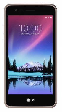 Смартфон LG K7 (2017) X230 8ГБ титан (LGX230.ACISTN)