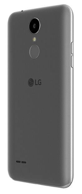 Смартфон LG K7 (2017) X230 8ГБ титан - фото 2