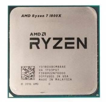 Процессор SocketAM4 AMD Ryzen 7 1800X OEM