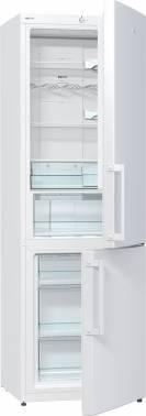 Холодильник Gorenje NRK6191GHW белый