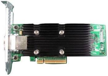 Адаптер Dell 405-AADZ SAS 12Gbps HBA Card FP