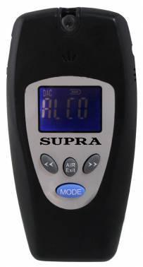 Алкотестер Supra ATS-301 полупроводниковый черный