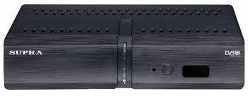 Ресивер DVB-T2 Supra SDT-91 черный