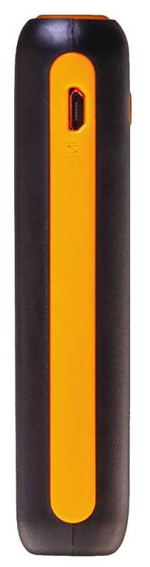 Мобильный аккумулятор BURO RC-5000BO черный - фото 6