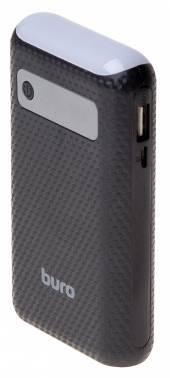 Мобильный аккумулятор BURO RC-7500A-B черный