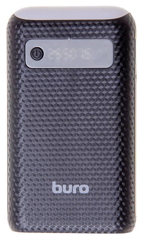 Мобильный аккумулятор BURO RC-7500A-B черный - фото 3