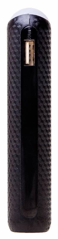 Мобильный аккумулятор BURO RC-7500A-B черный - фото 5