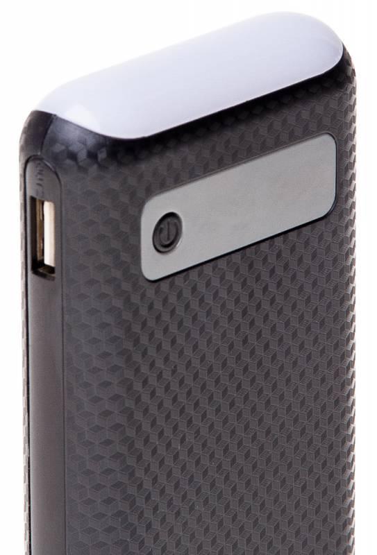 Мобильный аккумулятор BURO RC-7500A-B черный - фото 7