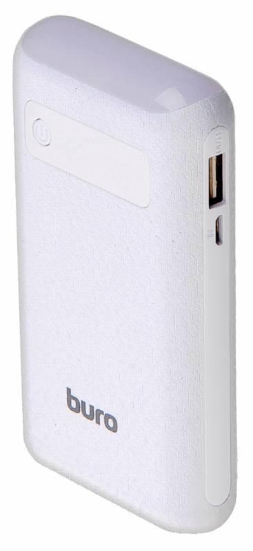 Мобильный аккумулятор BURO RC-7500A-W белый - фото 1