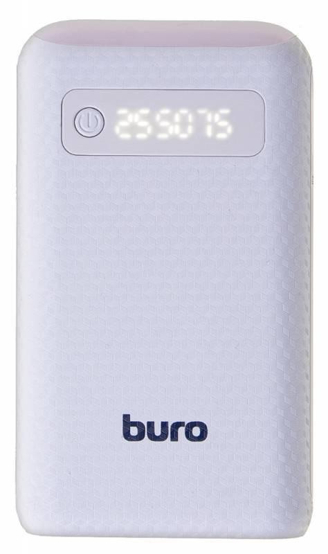 Мобильный аккумулятор BURO RC-7500A-W белый - фото 2