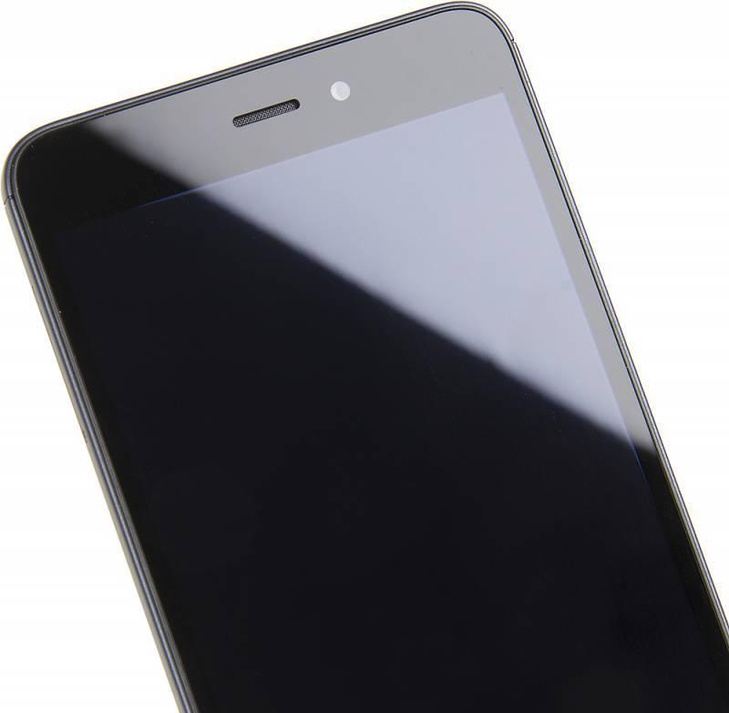 Смартфон Xiaomi Redmi 4A 16ГБ серый - фото 6