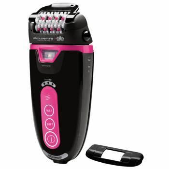 Эпилятор Rowenta EP9102F0 черный / розовый