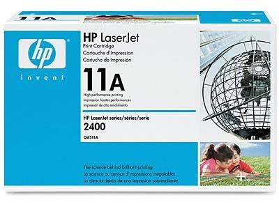 Тонер Картридж HP Q6511A черный - фото 1