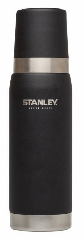 Термос Stanley Master черный (10-02660-002) - фото 1