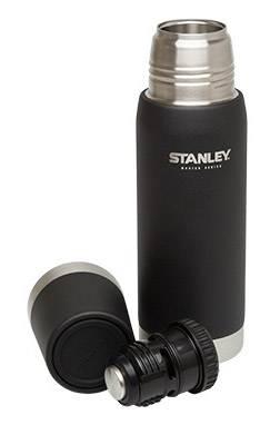Термос Stanley Master черный (10-02660-002) - фото 2