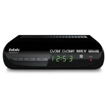 Ресивер DVB-T2 BBK SMP022HDT2