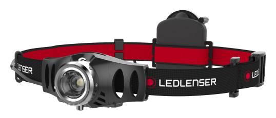 Налобный фонарь Led Lenser H3.2 черный (500767) - фото 1