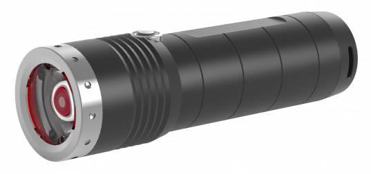 Ручной фонарь Led Lenser MT6 черный (500845) - фото 1