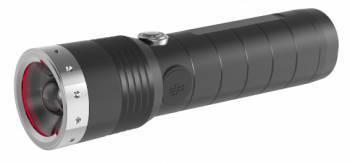 Ручной фонарь Led Lenser MT14 черный (500844)