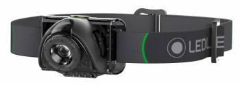 Налобный фонарь Led Lenser MH2 черный