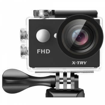 Экшн-камера X-Try XTC100 черный
