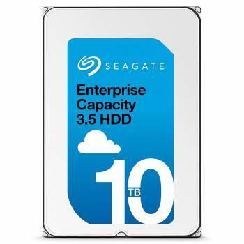 Жесткий диск 10Tb Seagate Exos ST10000NM0016 SATA-III