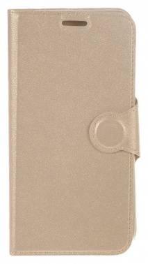 Чехол Redline Book Type, для Samsung Galaxy J5 Prime, золотистый (УТ000010764)