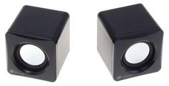 Колонки 2.0 Oklick OK-330 черный / синий