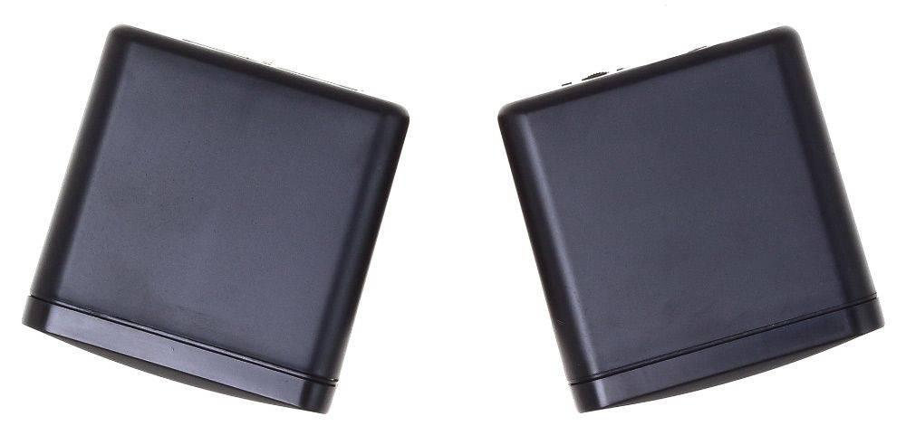 Колонки Oklick OK-330 черный (HS-01) - фото 3