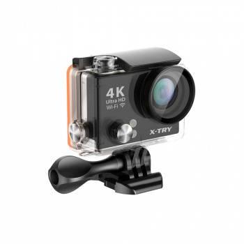 Экшн-камера X-Try XTC150 черный