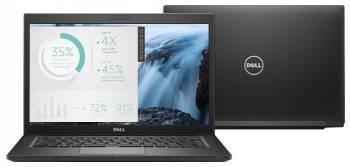 Ноутбук 14 Dell Latitude 7480 (7480-8685) черный