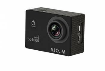 Экшн-камера SJCam SJ4000 Wi-Fi черный